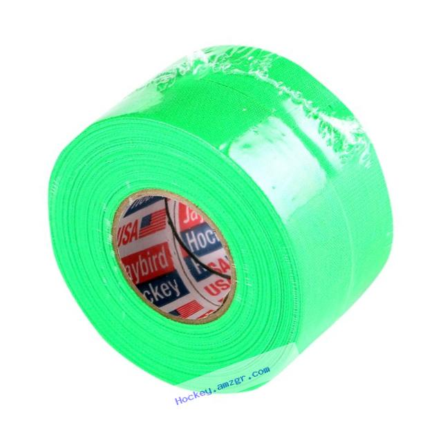 Jaybird & Mais Bright Green Cloth Hockey Tape (2-Pack)