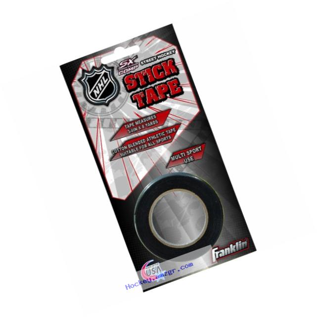 Franklin Sports NHL Street Hockey Multi-Sport Stick Tape (Colors May Vary)