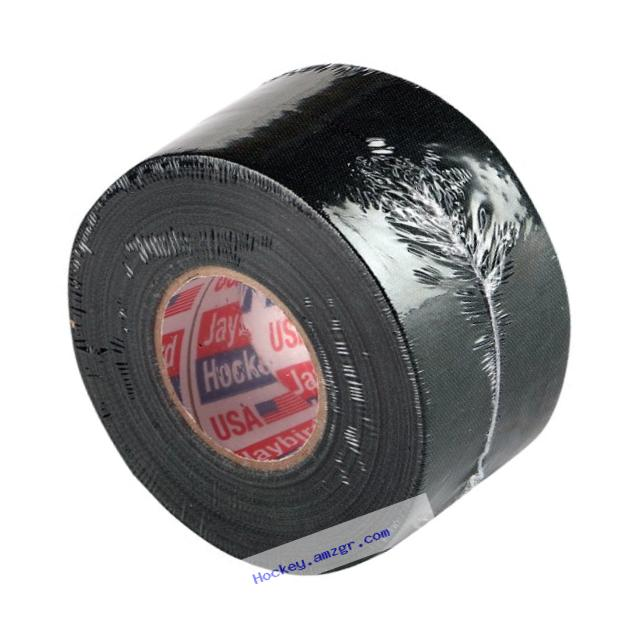 Jaybird & Mais Black Cloth Hockey Tape, 1
