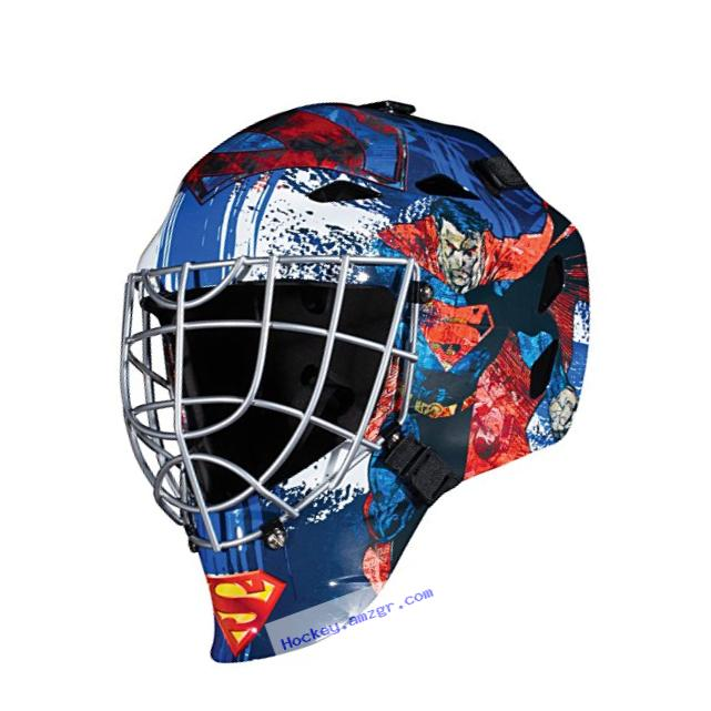 Franklin Sports GFM 1500 Goalie Face Mask - Superman